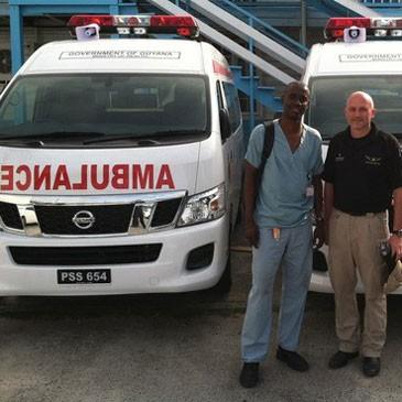 Guyana EMS